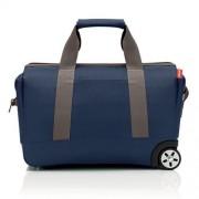 reisenthel Reiserollentasche allrounder trolley dark blue