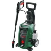 Masina de spalat cu presiune Bosch UniversalAquatak 130, 1700 W, 380 l/h, 130 bar, Sistem cu spumă, Negru/Verde, 06008A7B00