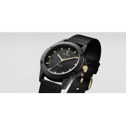 TRIWA Midnight Skala Watch Black