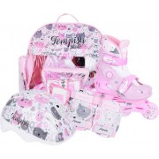 Tempish Kitty Baby Rollers (Rose)