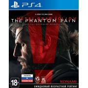Sony Metal Gear Solid V: The Phantom Pain [PS4, русские субтитры]