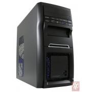 "LC POWER 2000MB, LC420H-12, Micro-ATX, 1x5.25"", 2+1x3.5"", 1x2.5"", USB3.0"
