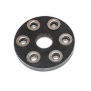 Hardy spojka klasik s otvory a knoflíky FLOXO - průměr 60 mm a tloušťka 15 mm