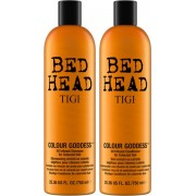 Aktion - Tigi Bed Head Colour Goddess Tween Duo Shampoo + Conditioner 2 x 750ml Haarpflegeset