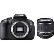 Aparat Foto DSLR Canon EOS 700D Cu Obiectiv EF-S 18-55mm DC III