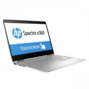 Лаптоп HP Spectre x360 13-ac004nn Сребрист, Core i5-7200U(2.5Ghz/3MB), 13.3 инча, FHD UWVA BV Touch + WebCam, 8GB LPDDR3 on-board, 1TP16EA