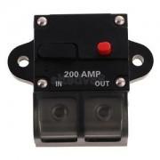 Alcoa Prime 1/0GA or 4GA 200 Amp Car Stereo 12V Inline Power Circuit Breaker Kill Switch