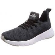 Adidas Asweego Tenis para Correr para Mujer, Color Core Black/Grey/Grey, 8
