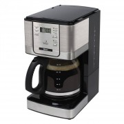 Cafetera Oster BVSTDC4401 Programable de 12 Tazas-Negro