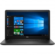 Laptop Dell Inspiron 3793 17.3 inch FHD Intel Core i5-1035G1 8GB DDR4 1TB HDD 128GB SSD nVidia GeForce MX230 2GB Windows 10 Pro 2Yr CIS Black