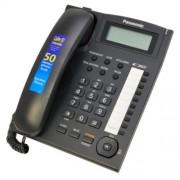 Žični telefon Panasonic KX-TS880FXB, Crni