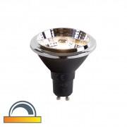 LUEDD LED-lampa AR70 GU10 6W 2000K-3000K dim till varm
