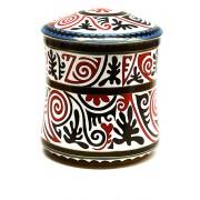Exclusieve Cloisonne Urn Native Art (5 liter)