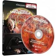 Discovery - Prin tainele Universului cu Stephen Hawking (DVD)