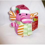 Home Accents Holiday Sock City Zoo Elephant Animated Plush Animal - 9 Tall