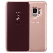 Samsung Galaxy S9 Clear View Cover EF-ZG960CFEGWW - Gold