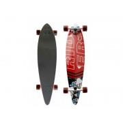 Placa skateboard lunga 92 cm cu roti din PU Free Style