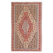 Noué à la main. Origine: Persia / Iran Tapis Kilim Senneh 145x245 Tapis Persan