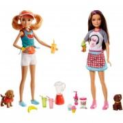 Barbie Bocadillos De Skipper O Stacie