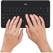 Logitech Keys-to-go Keyboard - Svart