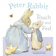 Peter Rabbit Touch and Feel, Hardcover