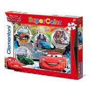 """Clementoni """"Cars"""" Puzzle (104 Piece)"""