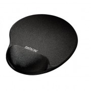 Mousepad cu gel ESSELTE Data Line Fashion - negru