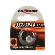 ANSMANN Silberoxid Knopfzelle SR44/ 357