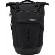 "RUCSAC THULE notebook 15.6"", nylon, 1 compartiment (cu acces si din lateral), buzunar interior tableta, 2 buzunare frontale, 1 buzunar lateral, 24 litri, black, ""Paramount 24L"" ""TRDP115""/3202035"