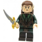 LEGO Hobbit LOOSE Mini Figure Mirkwood Elf with Sword