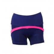 Short Fitness Naffta Azul Marino Xs