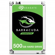 "Seagate Barracuda ST500DM009 - Disco rígido - 500 GB - interna - 3.5"" - SATA 6Gb/s - 7200 rpm - buffer: 32 MB"