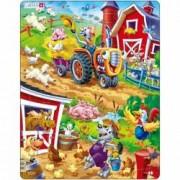 Puzzle Ferma 22 Piese Larsen LRUS15 B39016767