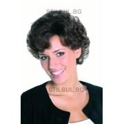 Перука Charme ** къса коса класическа прическа