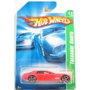 Hot Wheels 2007 Treasure Hunt 11/12 Cadillac V16 1:64 Scale