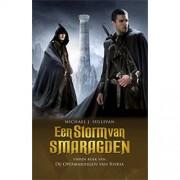 De Openbaringen van Riyria 4 - Een Storm van Smaragden - Michael J. Sullivan