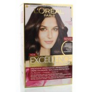 Loreal Excellence 3 donkerbruin 1set