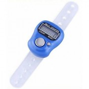 WATCH SHAPED ADJUSTABLE FINGER TALLY COUNTER