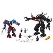Lego Robotul Paianjen Contra Venom