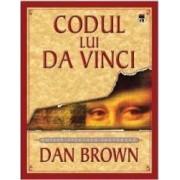 Codul lui Da Vinci - Dan Brown - Editie speciala ilustrata