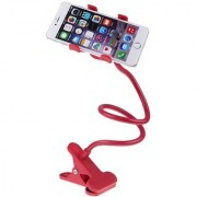 Lazy Mobile Stand Move 360 Degree Red