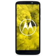 "Telefon Mobil Motorola Moto G6 Play, Procesor Octa-Core 1.4GHz, IPS LCD Capacitive touchscreen 5.7"", 3GB RAM, 32GB Flash, 13MP, Wi-Fi, 4G, Dual Sim, Android (Deep Indigo) + Cartela SIM Orange PrePay, 6 euro credit, 6 GB internet 4G, 2,000 minute nationale"