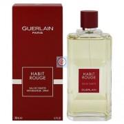 Guerlain Habit Rouge eau de toilette 200ML spray vapo