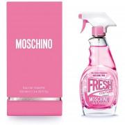 Moschino Fresh Pink 100ml Eau De Toilette De Moschino