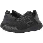 New Balance Fresh Foam Cruz v2 Sock Fit MagnetBlack