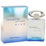 FERRAGAMO INCANTO POUR HOMME BLUE EDT 100 ML