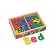 52 Piece Alphabet Magnets in a Box by Melissa & Doug
