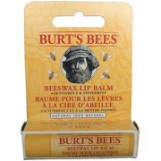 Burts Bees Skin care Lips Lip Balm Stick packaged Beeswax & Peppermint 4,25 g