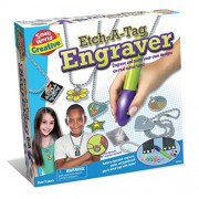 Small World Toys Creative - Etch-A-Tag Engraver Kit