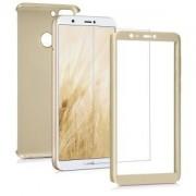 kwmobile Etui dla Huawei P Smart - złoty